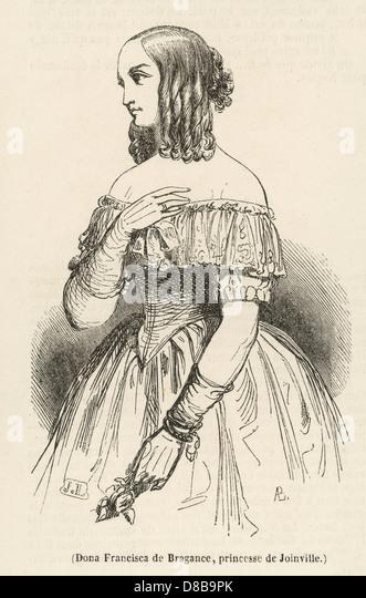 Princesse De Joinville - Stock Image