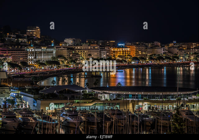 Cannes - Stock Image