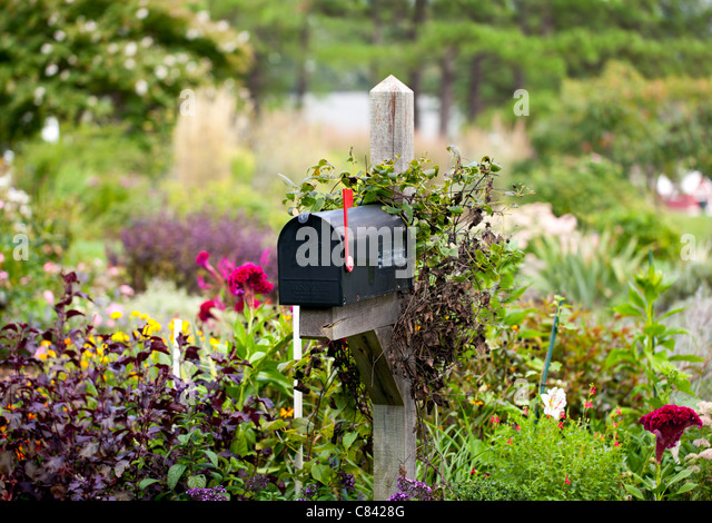 Old Mail Box Usa Stock Photos Amp Old Mail Box Usa Stock