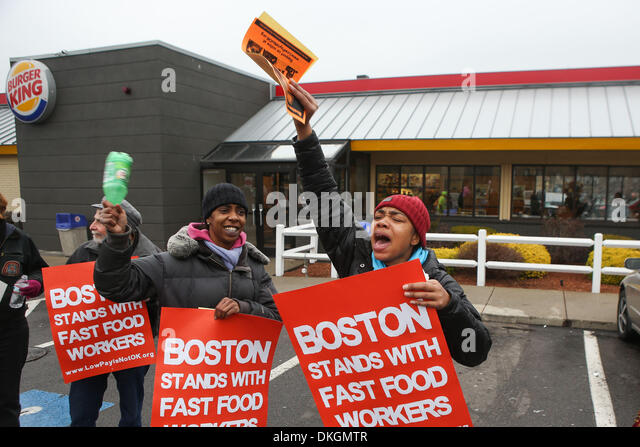 Food Service Wages In Massachusetts