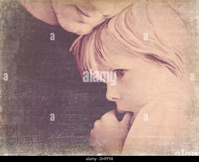 Daddy Cuddles - Stock-Bilder
