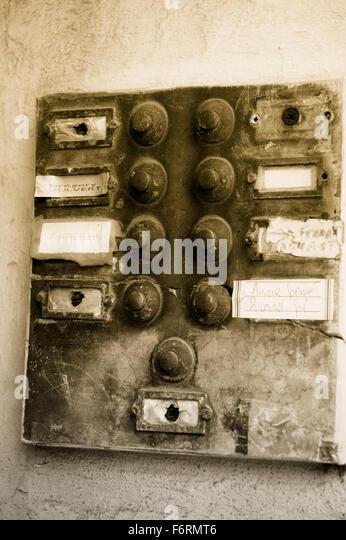Ringing Door Bell Stock Photos Amp Ringing Door Bell Stock