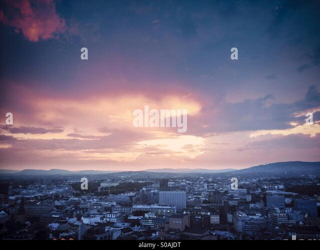 aerial-view-of-oslo-norway-sunset-s0ajdt