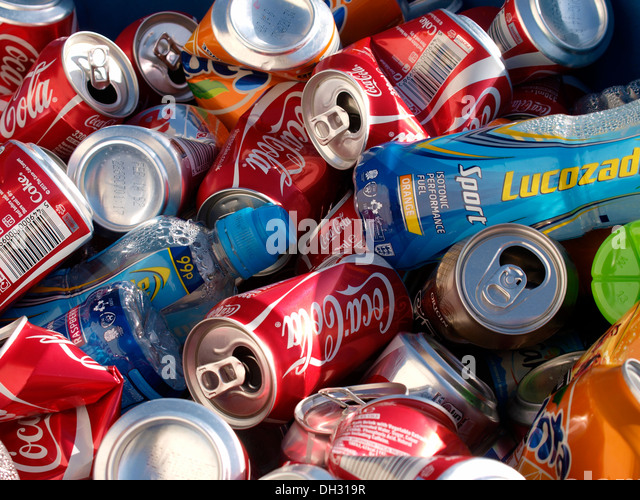 How Are Aluminium Drinks Cans Made
