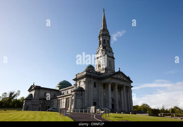 Cathedral church of saint patrick and saint felim County Cavan Republic of Ireland - Stock Image