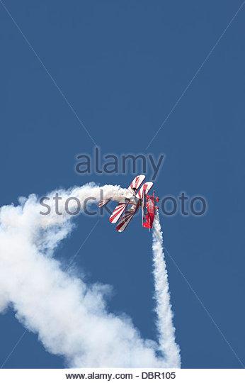 Stearman; Christen Eagle ll - Stock-Bilder