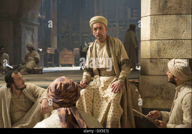 THE PHYSICIAN (2013) BEN KINGLSEY PHILIPP STOLZL (DIR) MOVIESTORE COLLECTION LTD - Stock Image