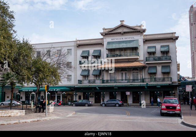 Menger hotel stock photos menger hotel stock images alamy for Oldest hotels in america