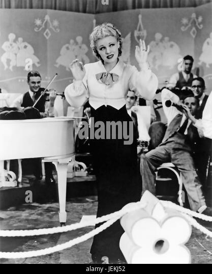 ROBERTA 1935 RKO Radio Pictures film with Ginger Rogers - Stock-Bilder