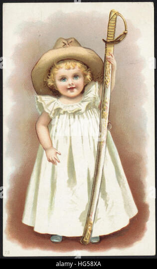 Beverage Trade Cards -  The artistic child figure on the other side we wish you to keep by you as a reminder to - Stock-Bilder