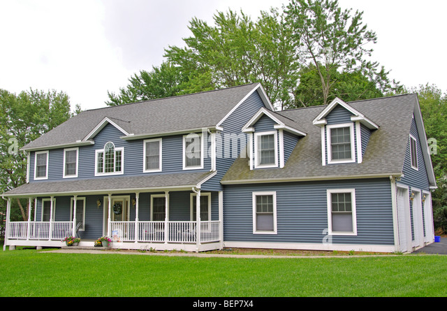 Dutch style house stock photos dutch style house stock for New england colonial style