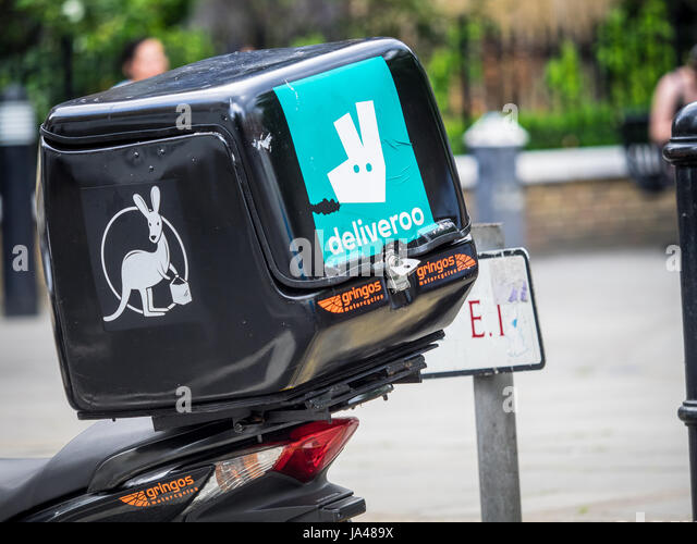 Scooter Food Delivery Box Uk