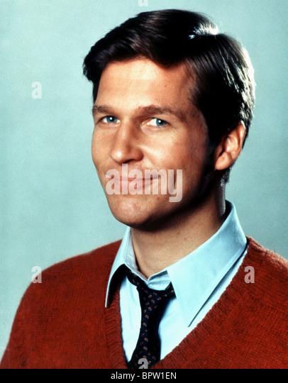 JEFF BRIDGES ACTOR (1983) - Stock-Bilder