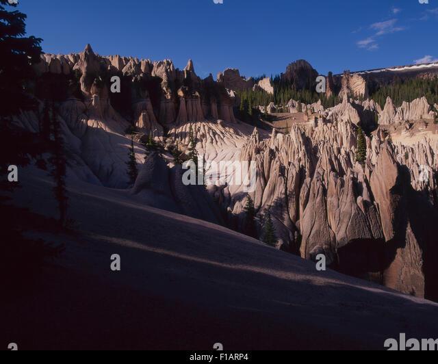 Creede Colorado - Stock Image