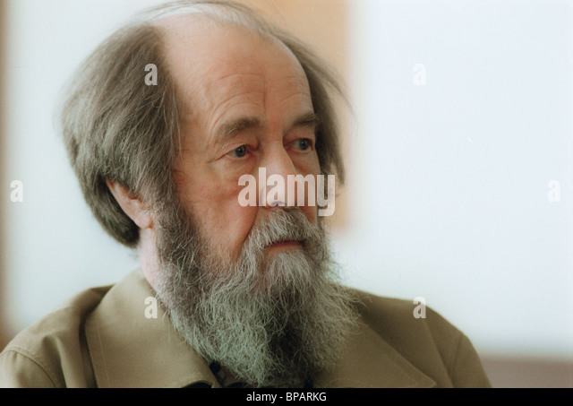 russia and alexander solzhenitsyn Alexander solzhenitsyn - far-reaching thinker solzhenitsyn was one of the most far-reaching thinkers, writers and humanitarians of the 20th century.
