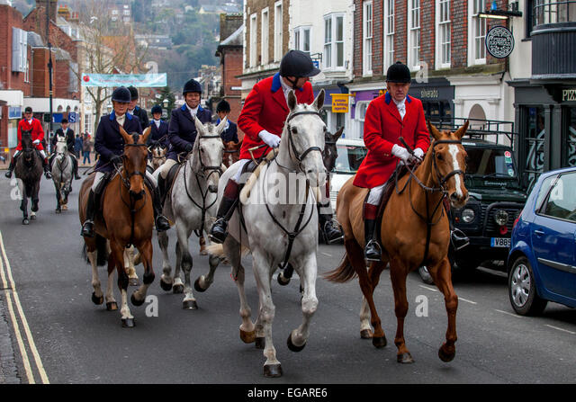 boxing day meet in shropshire