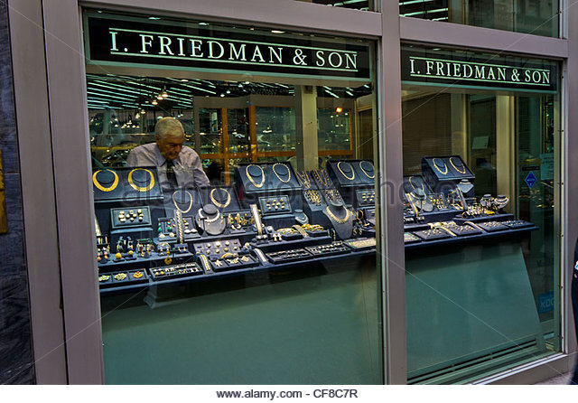 Jewelry store and america stock photos jewelry store and for Jewelry stores in new york ny