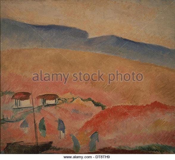 The Crimea, 1925. Artist: Kuznetsov, Pavel Varfolomeyevich (1878-1968) - Stock Image