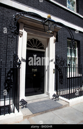 10 downing street cabinet stock photos 10 downing street for Front door 10 downing street
