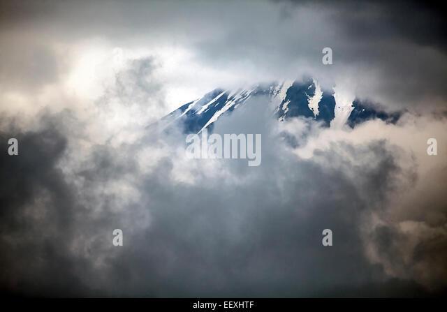 Mount Fuji - Stock Image