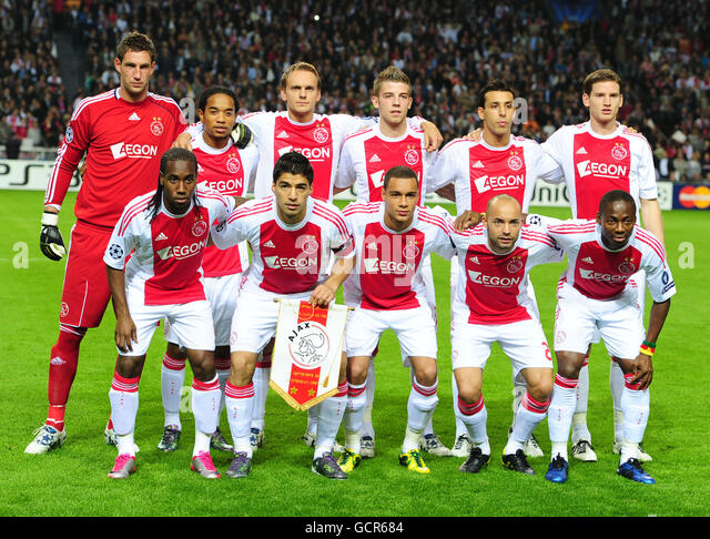Ajax Team Group Stock Photos & Ajax Team Group Stock ...