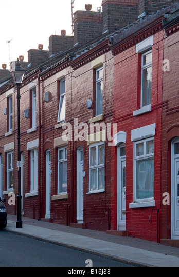 16 Row House Interior Design Ideas: Terraced Houses Liverpool Stock Photos & Terraced Houses