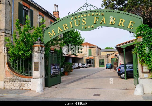 Fabre stock photos fabre stock images alamy for Savonnerie scham salon de provence