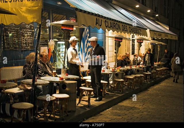 Caf De Paris  Ef Bf Bdtude
