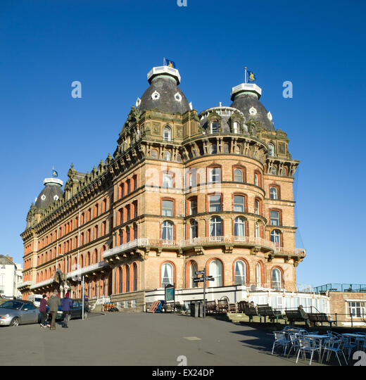 Luxury Hotels In Scarborough: Hotel Victorian Stock Photos & Hotel Victorian Stock