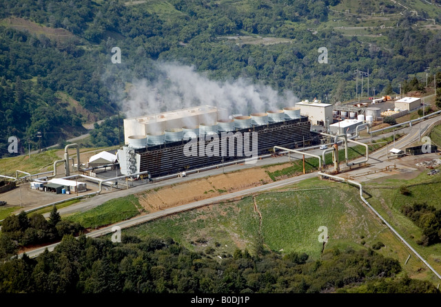 what is geothermal power plant pdf