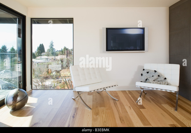 Stylish home interior - Stock Image