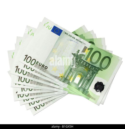 1000 euro stock photos 1000 euro stock images alamy. Black Bedroom Furniture Sets. Home Design Ideas