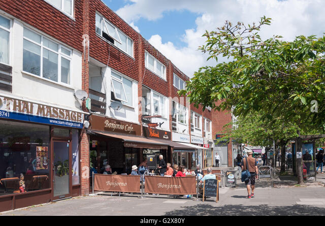 Hampton Hill High Street Restaurants
