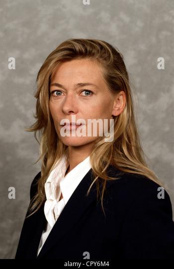 Rudnik, Barbara, 27.7.1958 - 23.5.2009, German actress, portrait, 1997, 1990s, 90s, - Stock Image