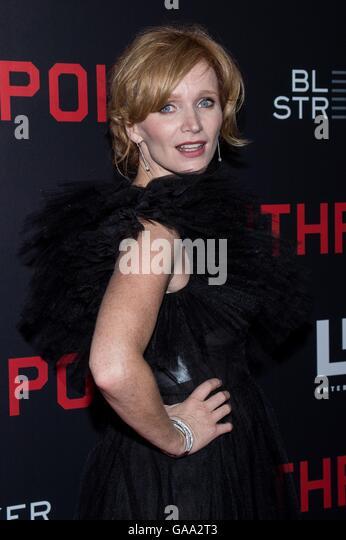 New York, NY, USA. 4th Aug, 2016. Anna Geislerova at arrivals for ANTHROPOID Premiere, AMC Loews Lincoln Square, - Stock-Bilder