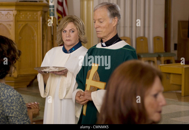 THE PERFECT FAMILY 2011 Certainty Films production with Kathleen Turner and Richard Chamberlain - Stock Image