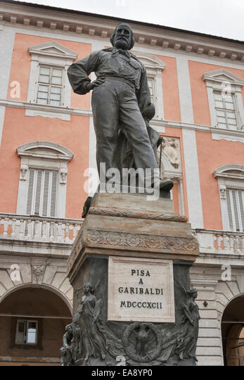 Giuseppe Garibaldi Biography