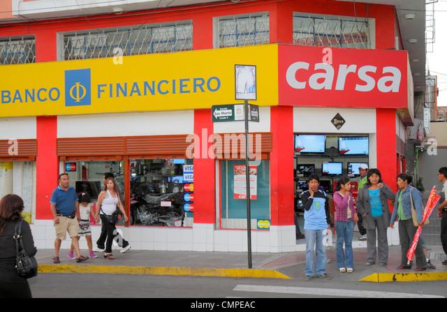Banco financiero stock photos banco financiero stock for Oficinas de banco financiero