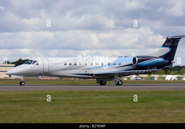 Embraer ERJ-135BJ Legacy 600 - Stock Image