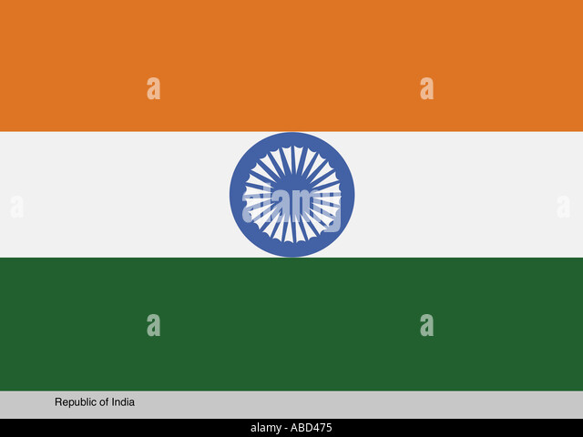Republic of India - Stock-Bilder
