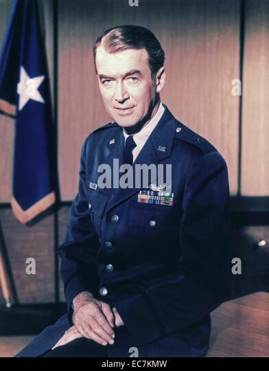 James,Jimmy, Stewart, American, film, actor, film, cinema, movies, star - Stock-Bilder