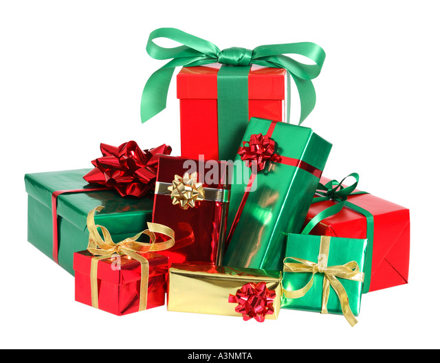 Gifts stock photos images alamy