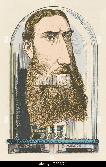LEOPOLD II  Assumed the title of sovereign  over the Congo Free State in  1885. Severely criticised for  his treatment - Stock-Bilder