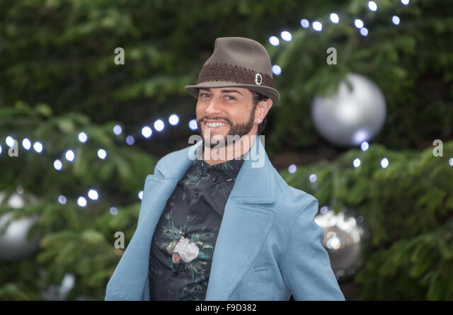 Brian Friedman,choreographer, at Downing Street attending the Starlight charity Christmas party at 11 Downing Street,London - Stock Image