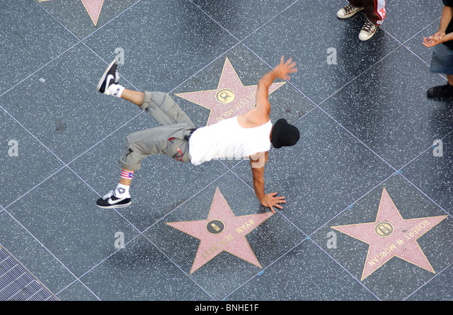walk of fame stock photos walk of fame stock images alamy. Black Bedroom Furniture Sets. Home Design Ideas