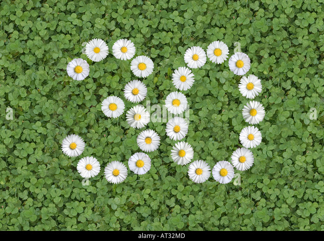 numbers - Stock Image