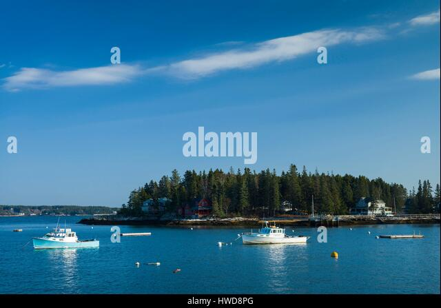 Islands Maine Stock Photos & Islands Maine Stock Images - Alamy
