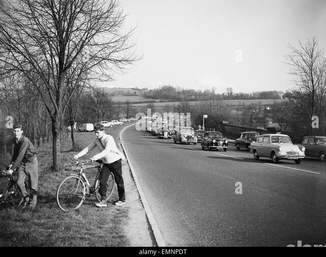 Pull Off The Road : Basingstoke black and white stock photos images alamy