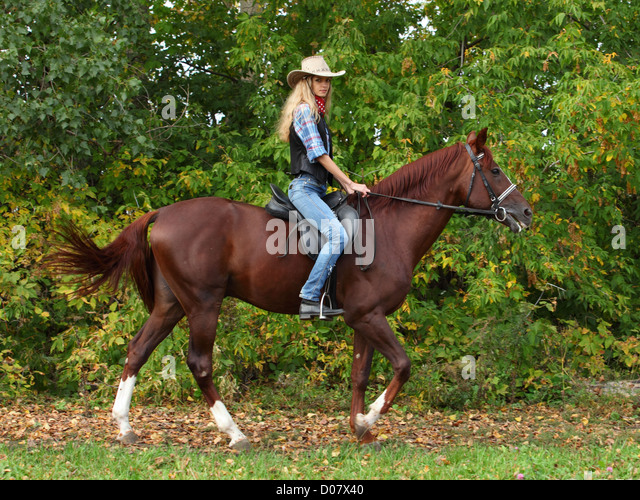Cowgirl Stock Photos Amp Cowgirl Stock Images Alamy