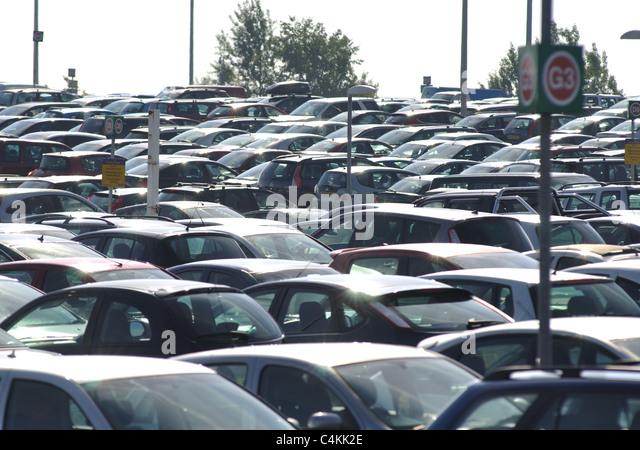 Car Park Near Belfast International Airport